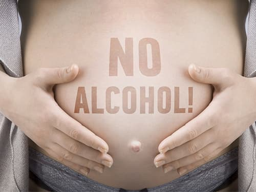 No Alcohol During Pregnancy?
